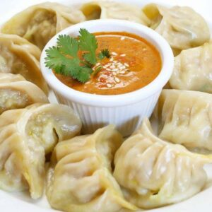Chicken/Lamb Momo (10 Pcs)